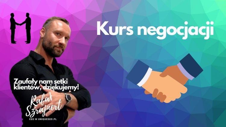 Kurs negocjacji
