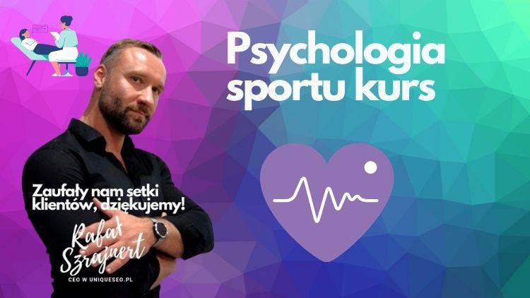 Psychologia sportu kurs