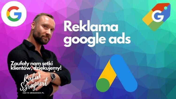 Reklama google ads