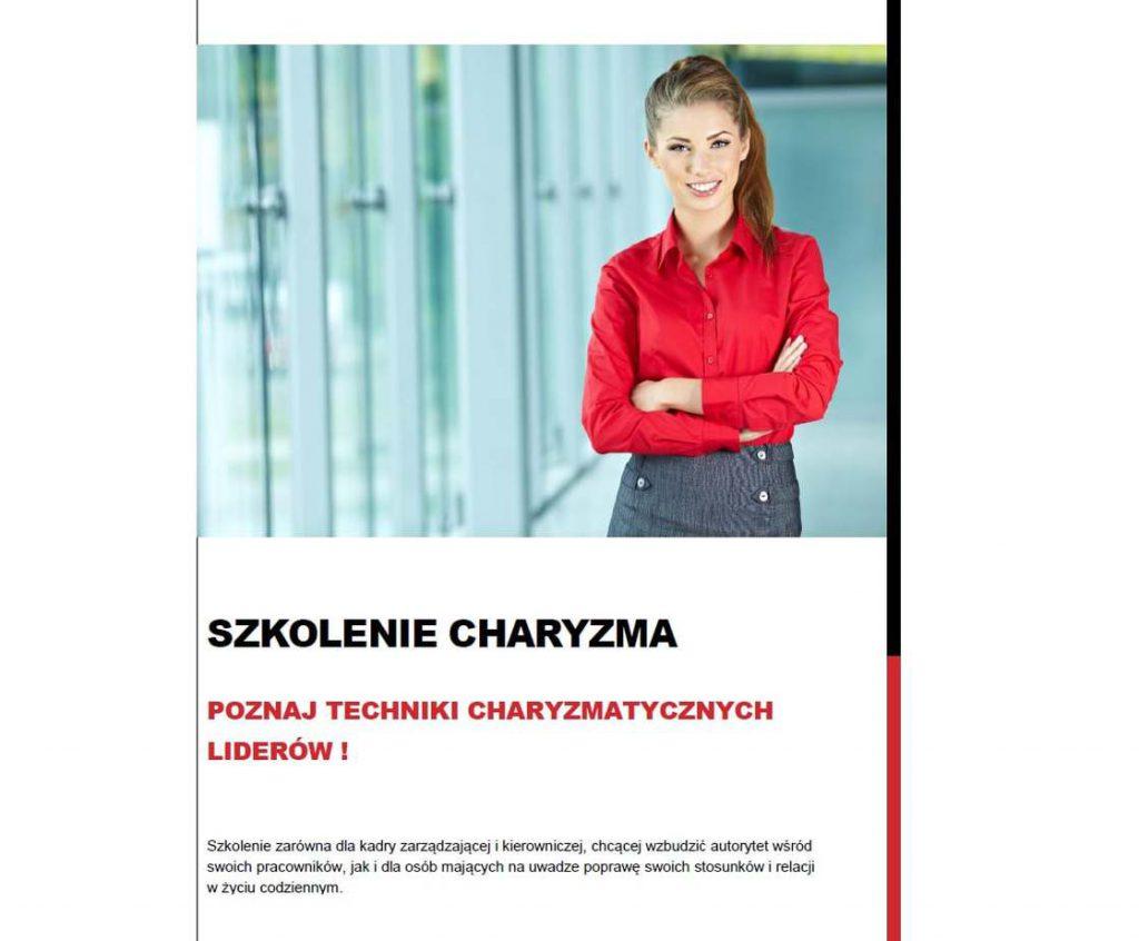 Charyzma, autorytet i pewność siebie książka pdf