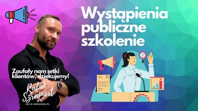 wystąpienia publiczne szkolenie